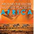 Around The Globe - Must See Places in Africa: African Travel Guide for Kids (Children's Explore the World Books)