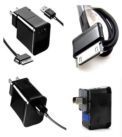 fyl para Samsung Cargador de pared + USB 30 pin Cable para ...