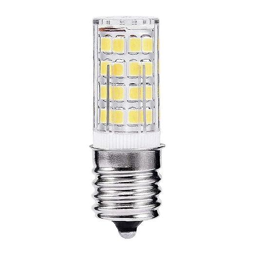 KATURN - Bombillas LED de microondas para electrodomésticos, bajo ahorro de energía