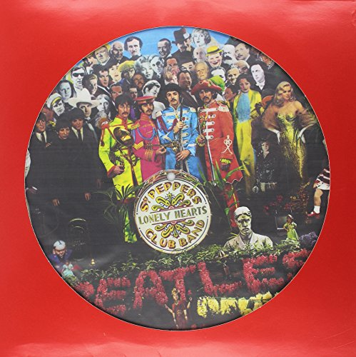 Sgt. Pepper's Lonely Hearts Club Band [LP][Picture Disc] (Sgt Peppers Lonely Hearts Club Band Super Deluxe)