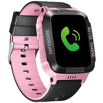 Amazon.com: Beacon Pet Kids reloj inteligente antipérdida ...