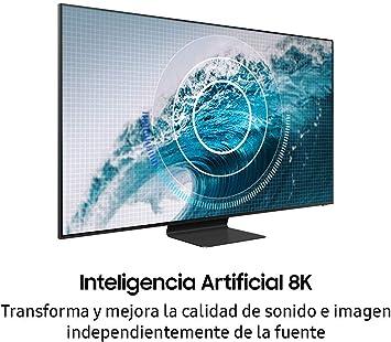 Samsung QLED 8K 2020 82Q800T- Smart TV de 82