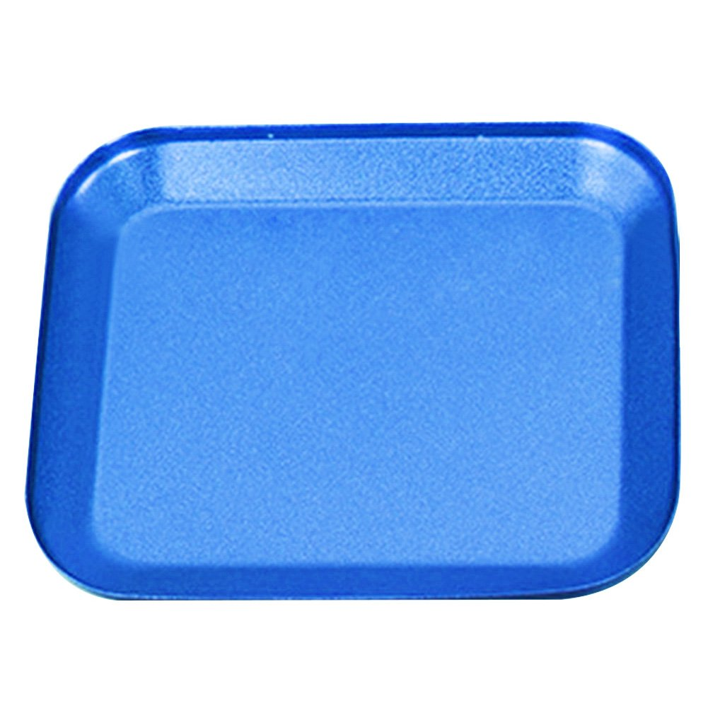 Useful Aluminium Alloy Screw the Tray With Magnetic Pad for RC Model Cell Phone Car Repair Tool,10.6x8.6cm(Blue)
