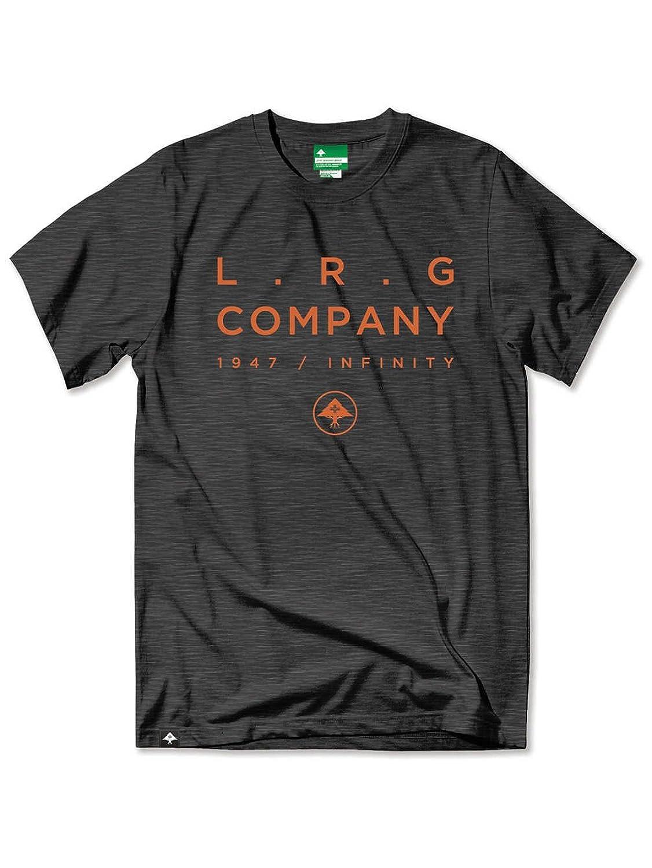 LRG Men's Company Short-Sleeve Shirt