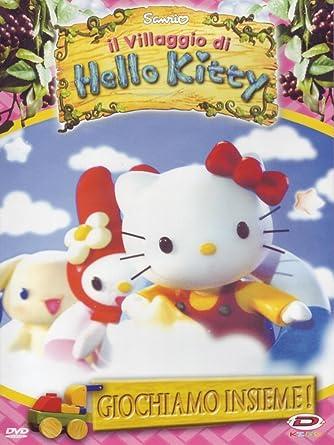 Amazon.com: hello kitty il villaggio di hello kitty #02