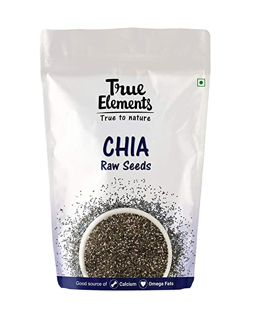 Seed Launching Pad >> True Elements Raw Chia Seeds 500g Amazon In Grocery Gourmet Foods