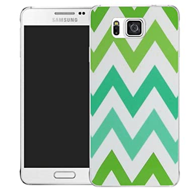 Phoenix Carcasa rígida verde impreso funda para Samsung ...