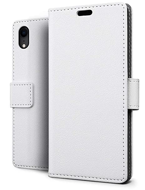 coque magnetique iphone xr blanc
