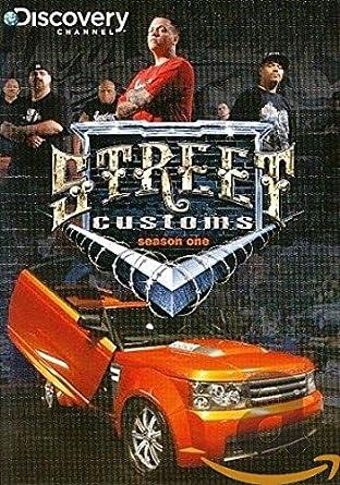 f5605d71 Street Customs [DVD]: Amazon.co.uk: DVD & Blu-ray