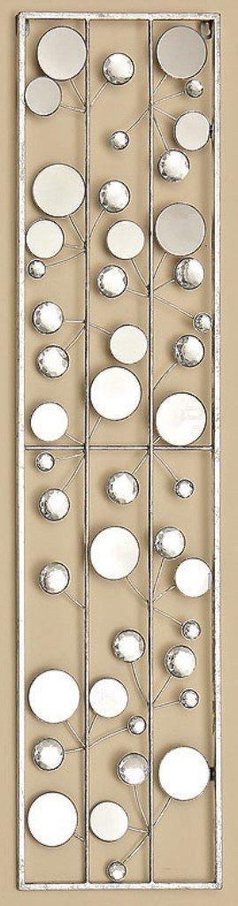 Wand-Objekt Ruben H104cm Eisen lackiert