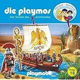 Die Playmos - Folge 18: Der Schatz des Archimedes. Hörspiel.