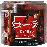 ハッピーポケット コーラキャンディ 90g×16個
