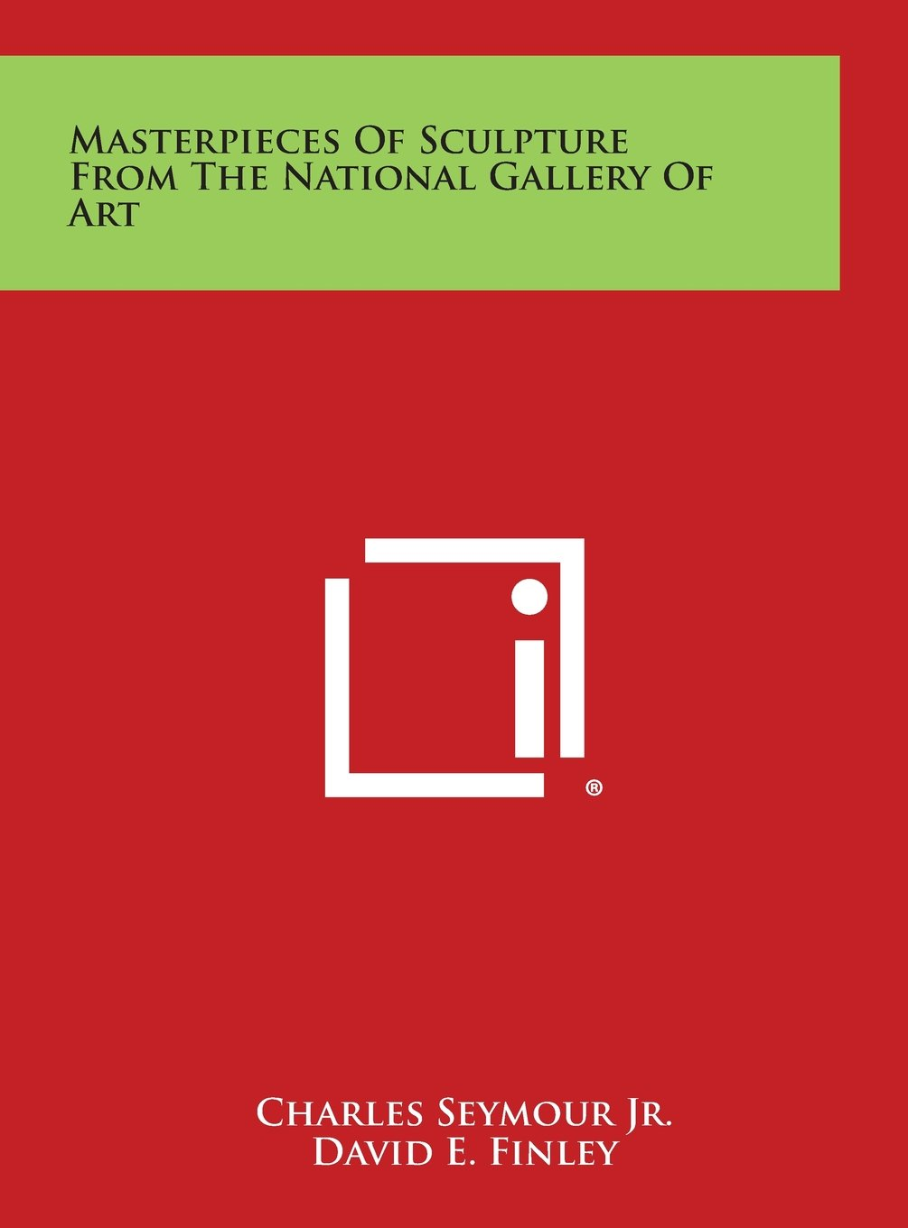 Masterpieces Of Sculpture From The National Gallery Of Art pdf