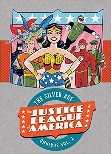 2 The Silver Age Omnibus Vol Justice League of America