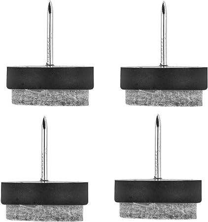 90pcs Table Chair Feet Leg Floor Protector Anti-Sliding Felt Pad Nails