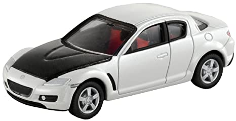 Amazoncom Tomica Tomica Limited 0147 Mazda Rx 8 Toys Games