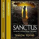 Sanctus Hörbuch von Simon Toyne Gesprochen von: Jonathan Keeble