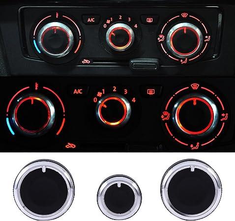 Auto Klimaanlage Steuerschalter Knopf Keenso A C Heizung Steuerschalter Dekoration Trim Ersatz Auto