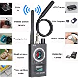 Anti Spy Detector & Camera Finder RF Signal Detector GPS Bug Detector Hidden Camera Detector for GSM Listening Device Finder Radar Radio Scanner Wireless Signal Alarm