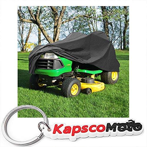 Deluxe de equitación cortacésped tractor Funda Compatible con ...