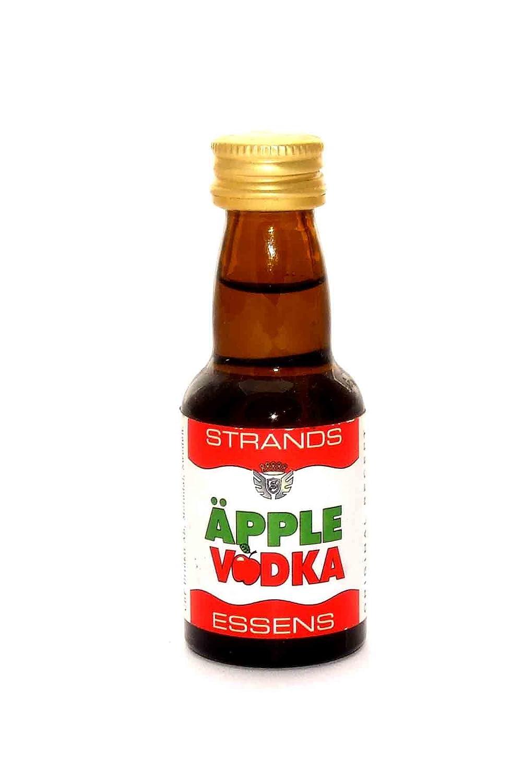APPLE VODKA - Alcohol Essence, Spirit Essence, Vodka Essences, Flavouring, Turbo Yeast, Liquer, Liquor Alcofermbrew