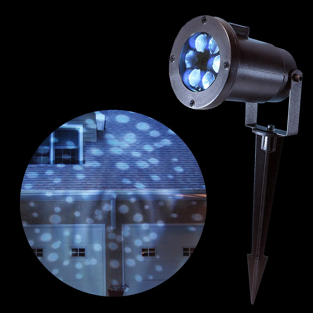 LumaBase 22601 Projector Light with White Dots