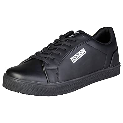 Sparco Men s Trainers black Size  10  Amazon.co.uk  Shoes   Bags 4aa28b62a