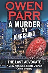 A Murder on Long Island: A Joey Mancuso, Father O'Brian Crime Mystery (Volume 2) Paperback