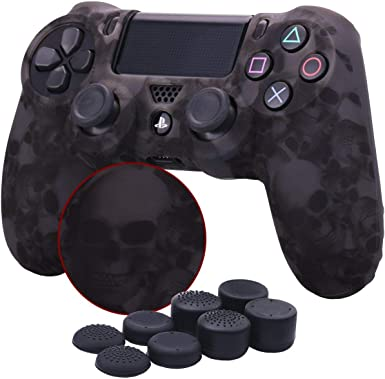 DualShock - Funda para Mando a Distancia de Sony Playstation 4 PS4 ...