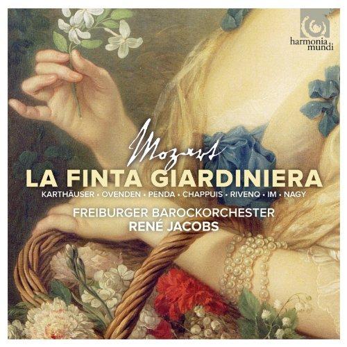 Mozart: La Finta Giardiniera (Freiburger Barockorchester/Jacobs) (2012-10-30)