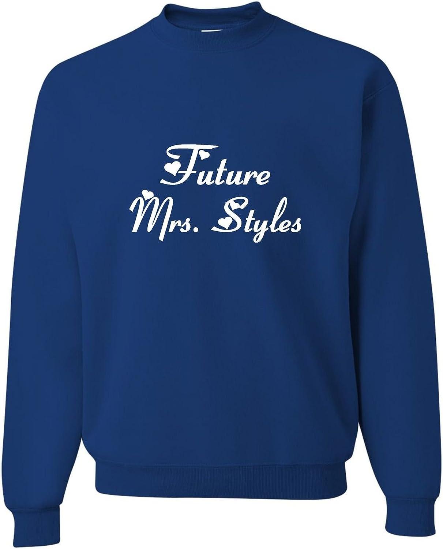 Adult Future Mrs Styles Sweatshirt Crewneck