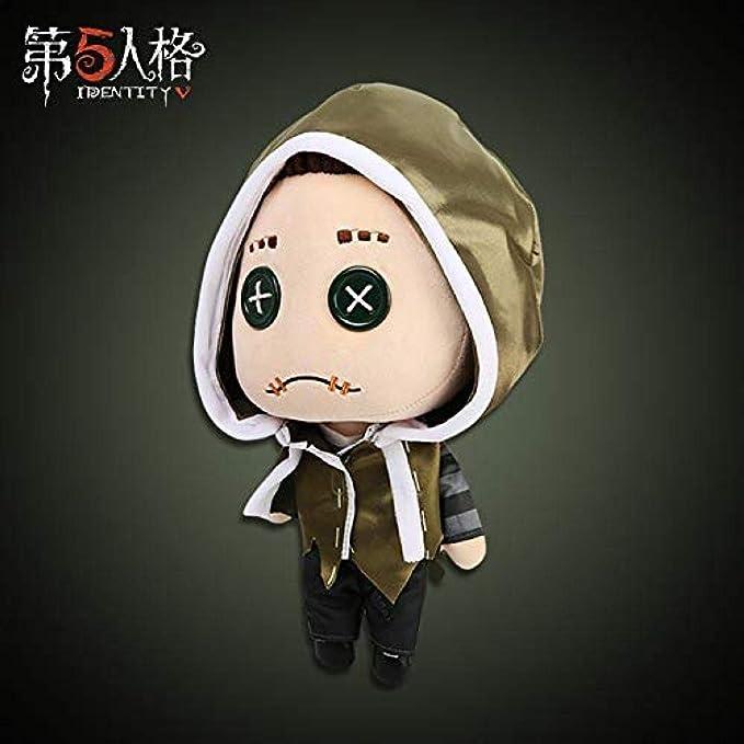 Doll Toy Cosplay Original Skin Identity V Survivor Aesop Carl Embalmer Plush