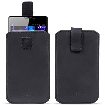 NAUC® Funda universal para teléfono móvil 4.0-6,4 pulgadas ...
