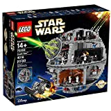 LEGO Star Wars Death Star 75159 Space Station Building Kit with Star Wars Minifigures for Kids and Adults...