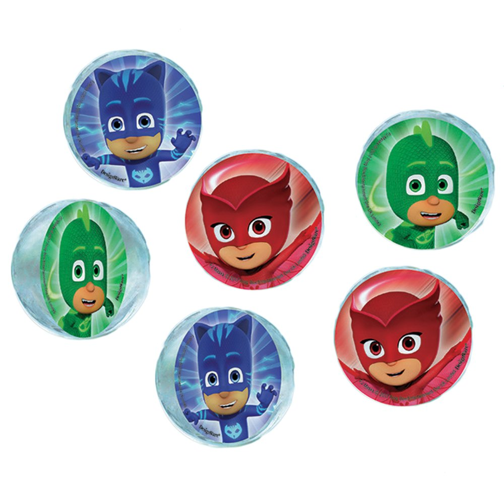 PJ Masks Bounce Balls Party Favor