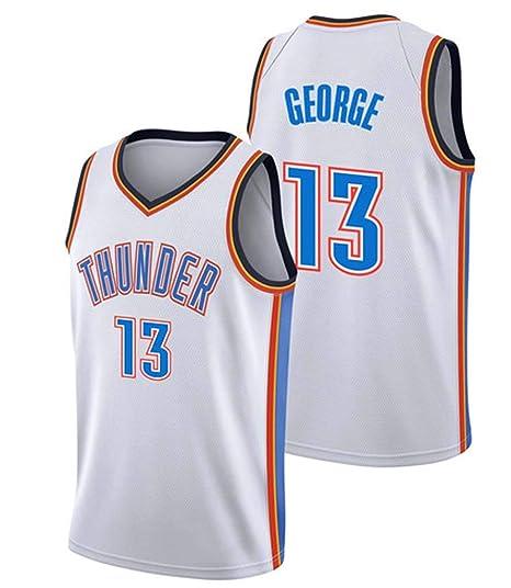 YISUDA NBA Baloncesto Jersey Oklahoma City Thunder # 7 Bazley # 13 ...