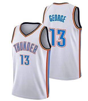 NBJBK Camiseta de Baloncesto para Hombre - NBA Oklahoma City ...