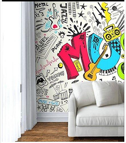 Amazon.com: lqwx personalizada 3d papel pintado fotográfico ...