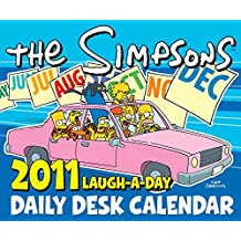 The Simpsons 2011 Laugh-A-Day Daily Desk Calendar