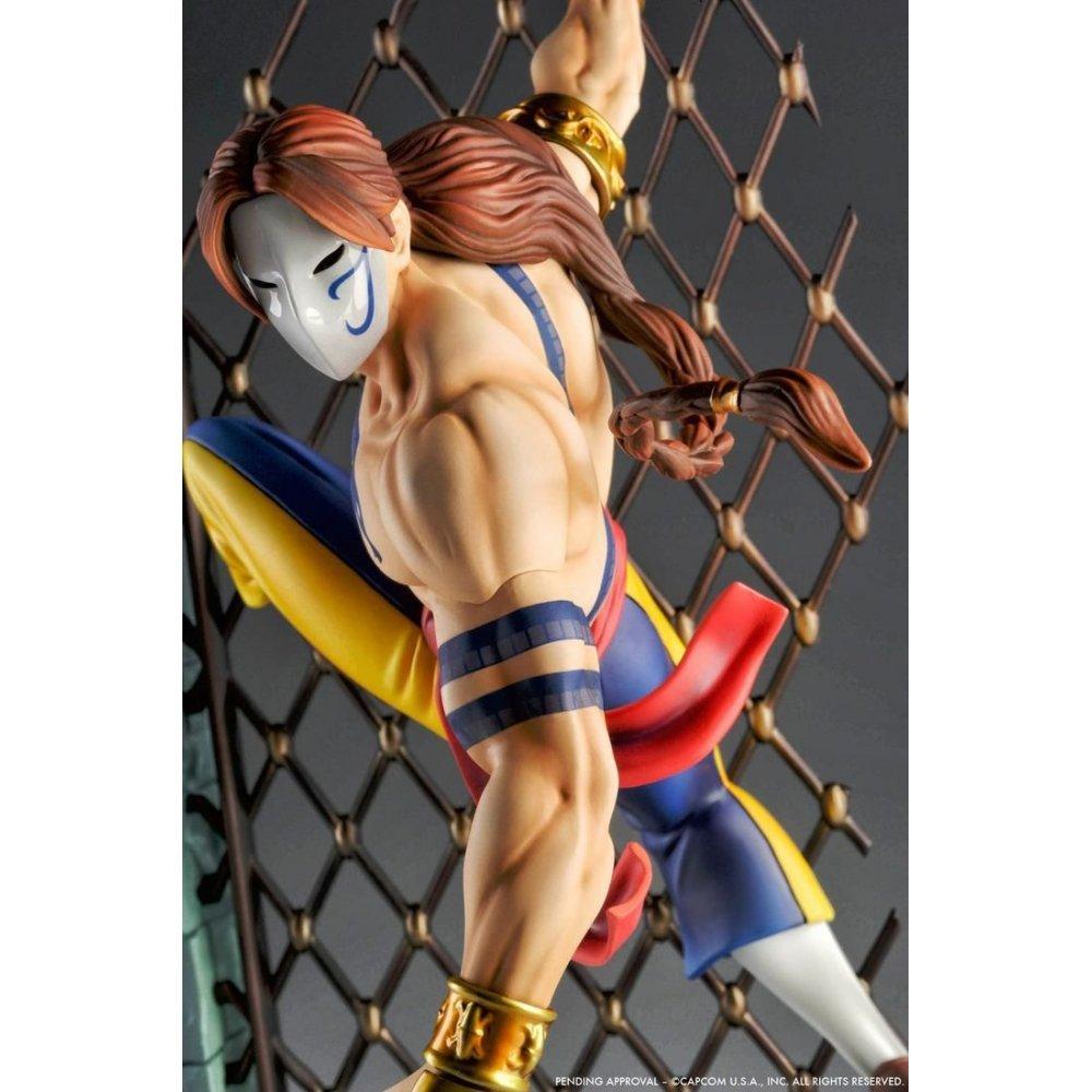 Tsume Figurine Street Fighter Vega Hqf By Art Chunli 5453003570233 Toys Games