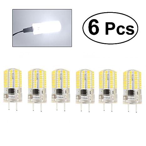 LEDMOMO G8 LED Bulbs Dimmable G8 LED Bulb 110V 3W MD 3014 ...