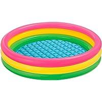 Intex Şişme Yumuşak Zeminli Çocuk Havuzu 147x33 cm