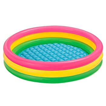 Intex Kiddie Inflatable Swimming Pool