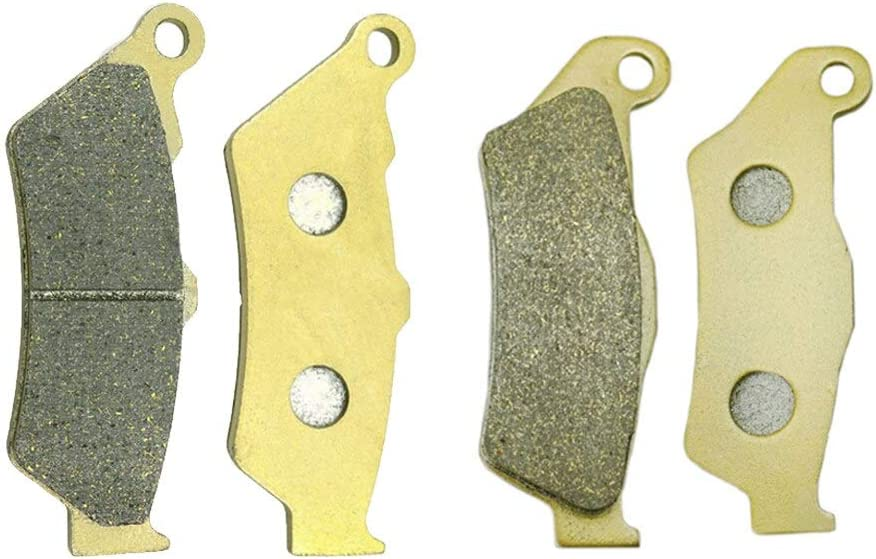 4 years warranty SYUU Motorcycle Replacement Front Rear Pads Selling and selling Brake Brakes Aftermr