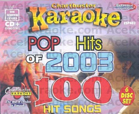 Essential Plus Pack: Pop Hits of 2003 by Various ()