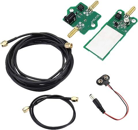 DANJIA Mini-MF/HF/VHF SDR Antena Miniwhip de onda corta ...
