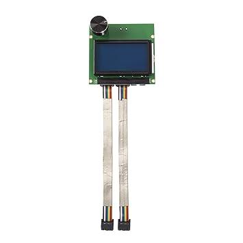 H.Y.FFYH Accesorios para impresoras Pantalla LCD de la Impresora ...