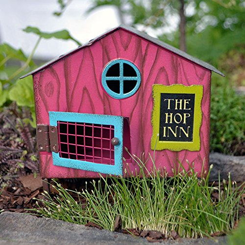 Studio M - Gypsy Fairy Garden - Mini Bunny Hutch GG219