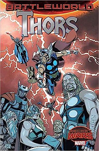 Thor Corps # 1 of 4 USA, 1993