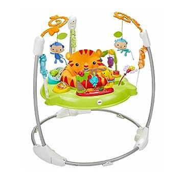 1524bf0b6 Amazon.com   Fisher-Price Roarin Rainforest Jumperoo   Baby